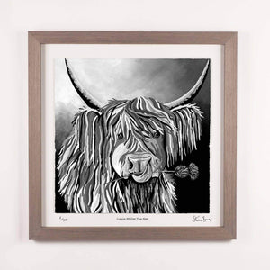 Lizzie McCoo the Noo - Framed Limited Edition Floating Prints