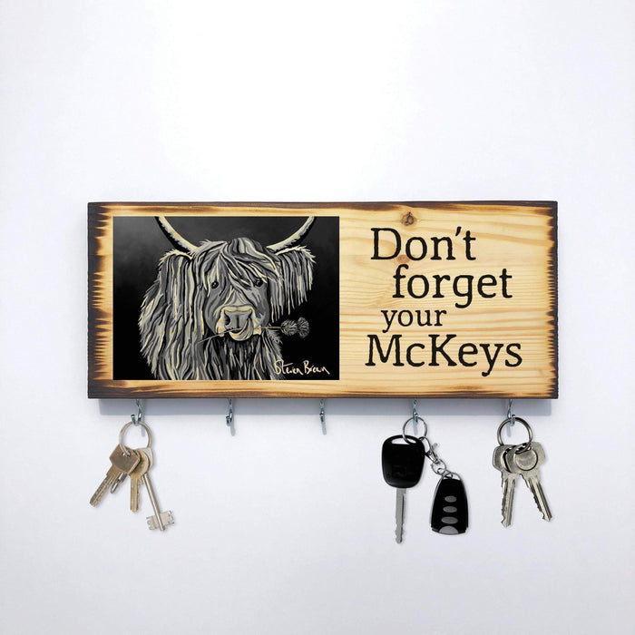 Lizzie McCoo The Noo - McKey Holder