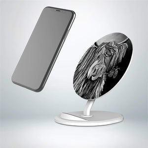 Lizzie McCoo The Noo - Wireless Charger