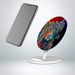 Lizzie McCoo - Wireless Charger