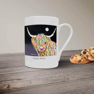 Maggie McCoo- Bone China Mug