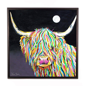 Maggie McCoo - Framed Limited Edition Aluminium Wall Art