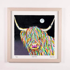 Maggie McCoo - Framed Limited Edition Floating Prints