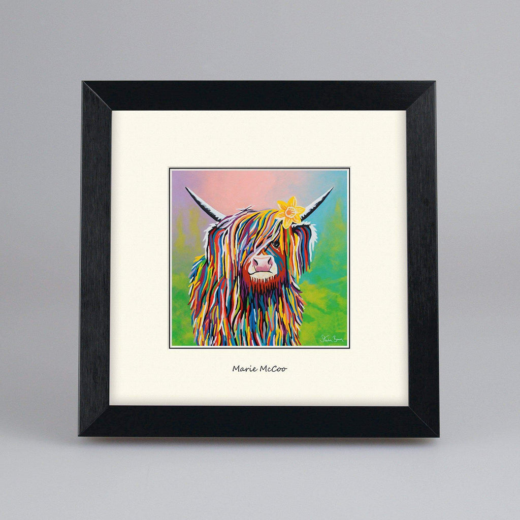 Marie McCoo - Digital Mounted Print