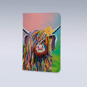 Marie McCoo - Passport Cover