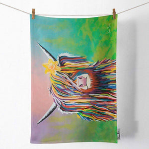 Marie McCoo - Tea Towel
