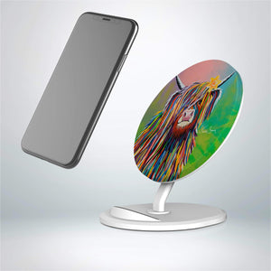 Marie McCoo - Wireless Charger