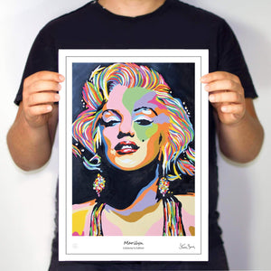 Marilyn - Collector's Edition Prints