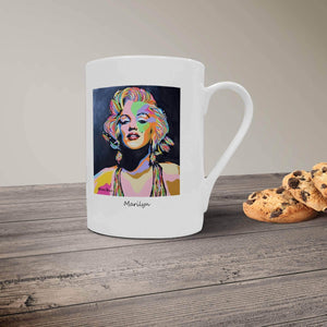Marilyn Monroe - Bone China Mug