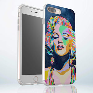 Marilyn Monroe - Flexi Phone Case