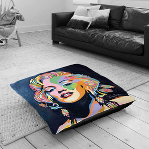 Marilyn Monroe - Floor Cushion