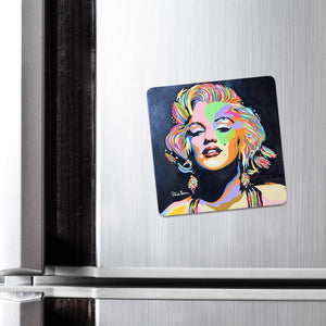 Marilyn Monroe - Fridge Magnet