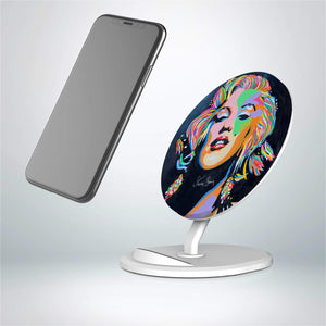 Marilyn Monroe - Wireless Charger