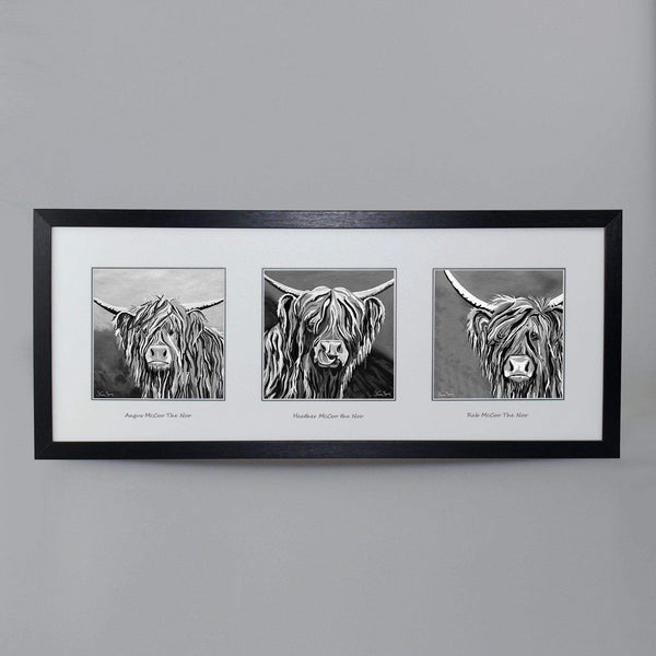 McCoos The Noo Collection - Triptych