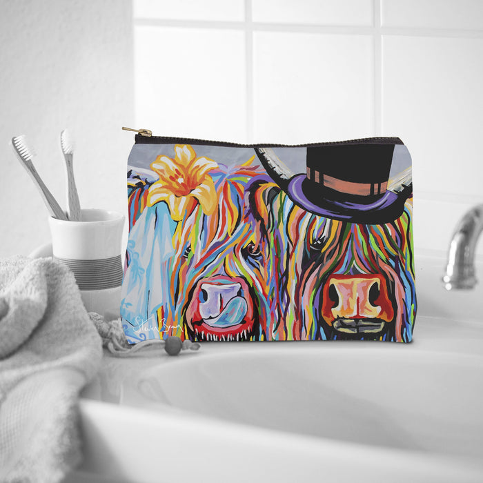 McHappily Ever After - Cosmetic Bag