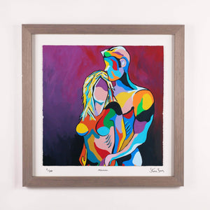 McLovin - Framed Limited Edition Floating Prints