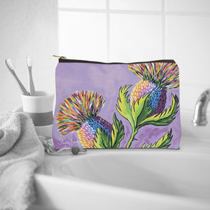 McThistles - Cosmetic Bag