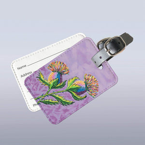 McThistles - Luggage Tag