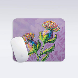 McThistles - Mouse Mat