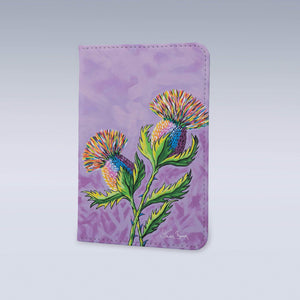 McThistles - Passport Cover