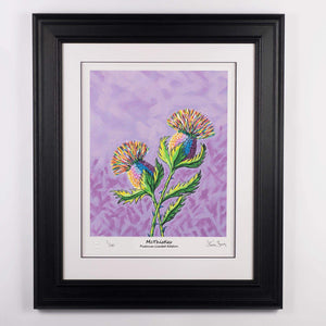 McThistles - Platinum Limited Edition Prints
