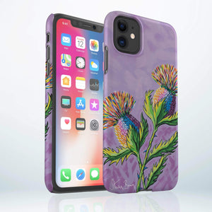 McThistles - Snap Phone Case
