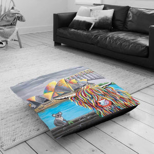 Mick McCoo - Floor Cushion