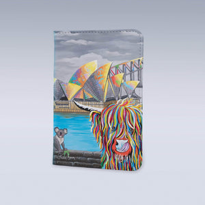 Mick McCoo - Passport Cover
