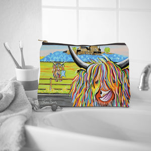 Morag McCoo - Cosmetic Bag