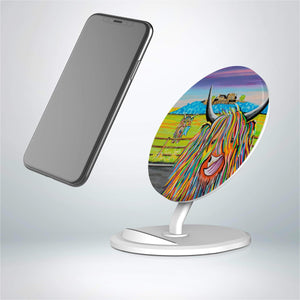 Morag McCoo - Wireless Charger