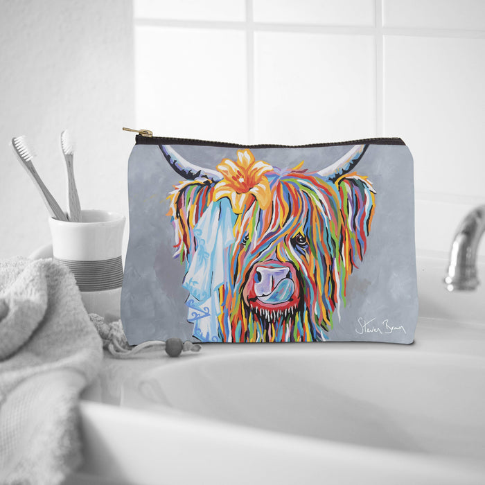 Mrs Toby Mori McCoo - Cosmetic Bag