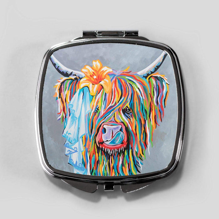 Mrs Toby Mori McCoo - Cosmetic Mirror