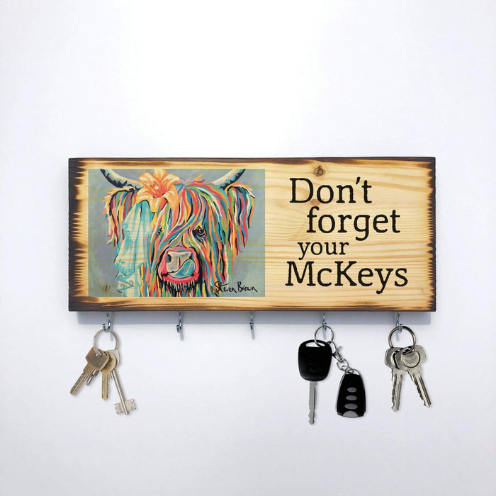 Mrs Toby Mori McCoo - McKey Holder