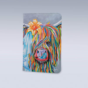 Mrs Toby Mori McCoo - Passport Cover
