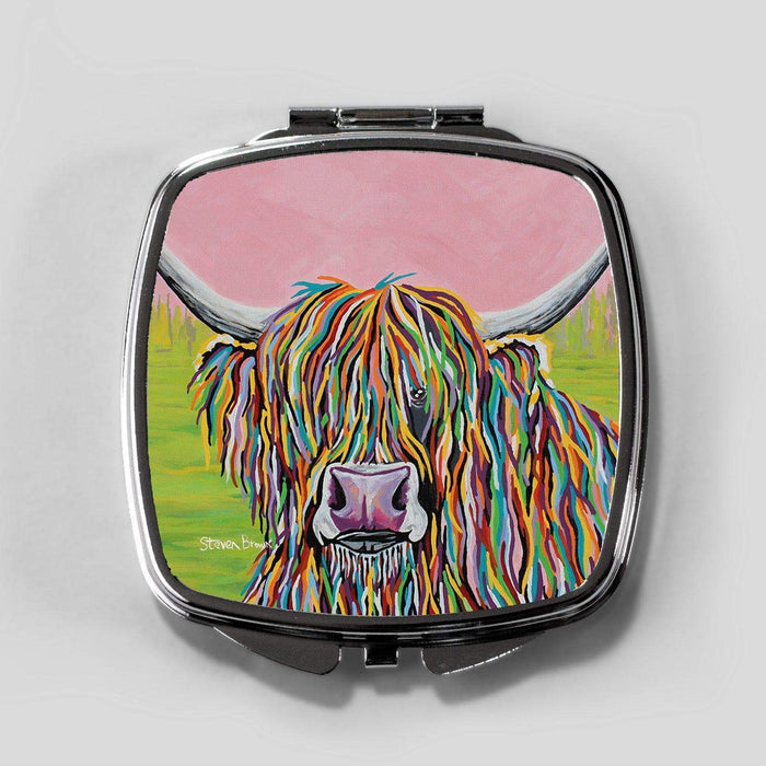 Nan McCoo - Cosmetic Mirror