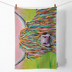 Nan McCoo - Tea Towel