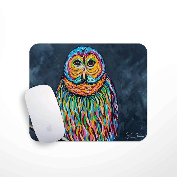 Ollie McOwl - Mouse Mat