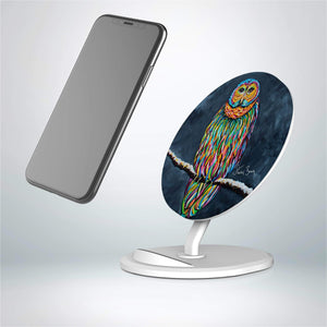 Ollie McOwl - Wireless Charger