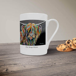 Oor Senga McCoo - Bone China Mug