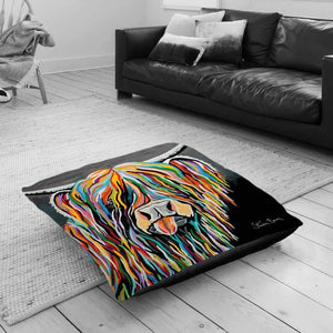 Oor Senga McCoo - Floor Cushion