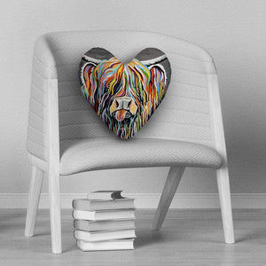 Oor Senga McCoo - Heart Cushion