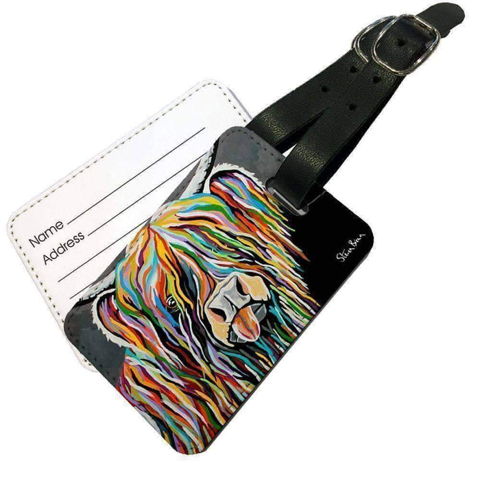 Oor Senga McCoo - Luggage Tag
