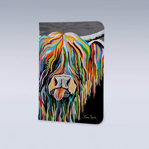 Oor Senga McCoo - Passport Cover
