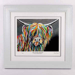 Oor Senga McCoo - Platinum Limited Edition Prints