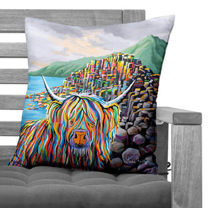 Paddy McCoo - Faux Suede Cushions