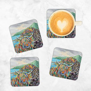 Paddy McCoo - Set of 4 Coasters