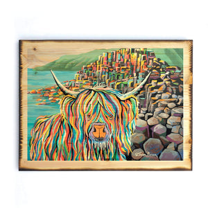 Paddy McCoo - Timber Print