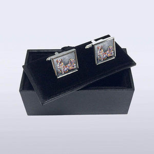 Paul & Linda McDug - Cufflinks
