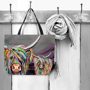 Rab and Isa McCoo - Tote Bag