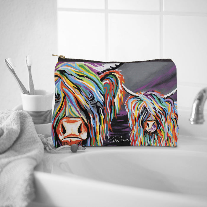 Rab & Isa McCoo - Cosmetic Bag